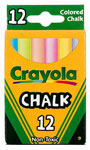 Crayola Playtime Chalk